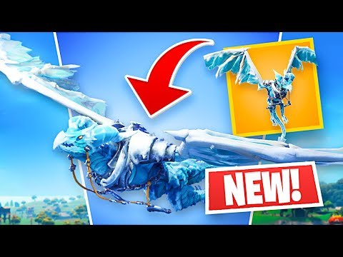 *NEW* LEGENDARY FROSTWING GLIDER!! (Fortnite Battle Royale) - UC2wKfjlioOCLP4xQMOWNcgg