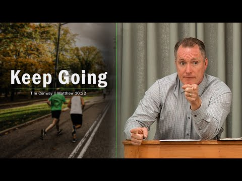 Keep Going - Tim Conway