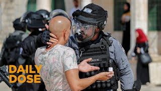 Clashes After Jews Permitted to Pray on Temple Mount