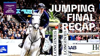 Jumping Recap: The final of the Longines FEI Jumping World Cup™ 2019 | Equestrian World