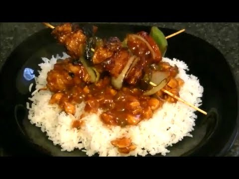 CHICKEN SHASHLIK WITH GRAVY *COOK WITH FAIZA* - UCR9WXUxcp0bR9OWi5ersIHw
