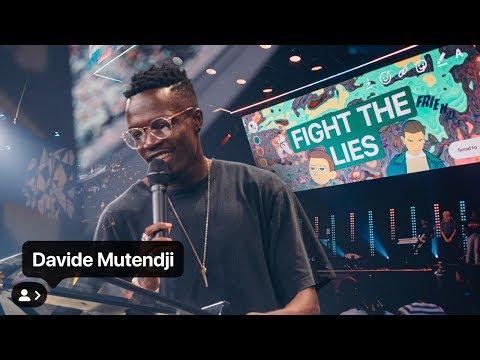 Fight The Lies  Davide Mutendji  YTHX 2019