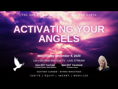 ACTIVATING YOUR ANGELS