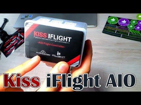✔ Полетный контроллер Kiss iFlight Flyduino AIO FC - OSD, PDB, BEC 5V 2A! iflight-rc.com - UClNIy0huKTliO9scb3s6YhQ