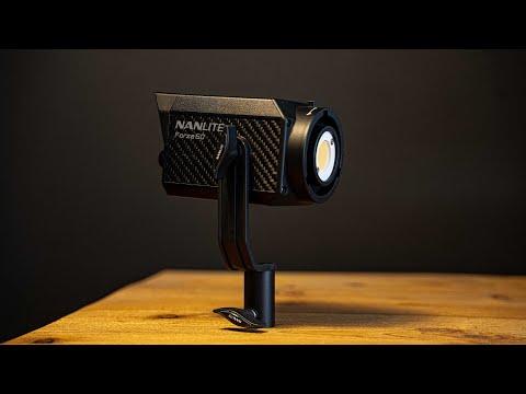 Videorecenze NanLite Forza 60 LED + bowens adaptér zdarma