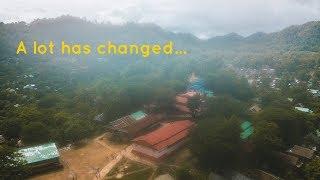 MAE LA REFUGEE CAMP | BUDDHIST TEMPLE