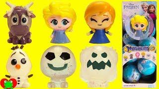 Disney Frozen Mashems Series 3 Elsa, Anna, Marshmallow