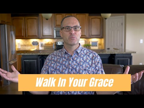How to Walk In Your Grace - Joe Joe Dawson