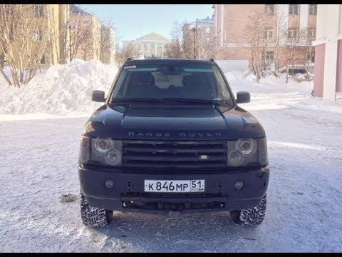 Подарил вторую жизнь Range Rover. VOGUE 7. - UCvEFLw5qXVqd98TAO0I6qpg