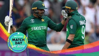 Haris Sohail's 59-ball 89 propels Pakistan to 308/7 against South Africa at Lord's
