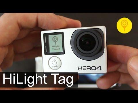 GoPro HERO4 HiLight Tagging - Jeremy Sciarappa