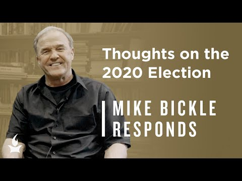 How Should Believers Prepare for the November 2020 Election?  Mike Bickle Responds