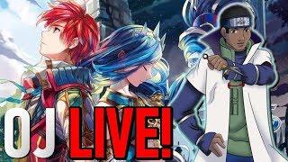 OJ LIVE! - Falcom on Potential Switch Ports, Daemon X Machina Coverage, Bubble Bobble NS + Q&A!