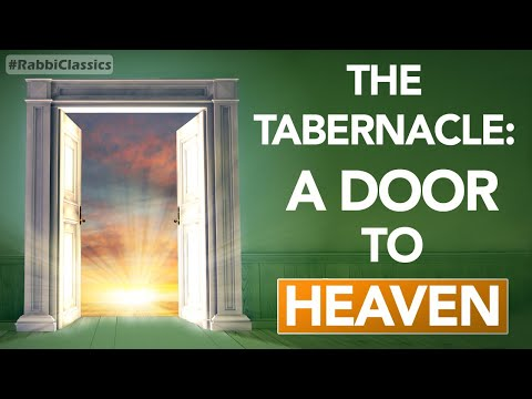 Spiritual Applications From the Tabernacle    The Tabernacle
