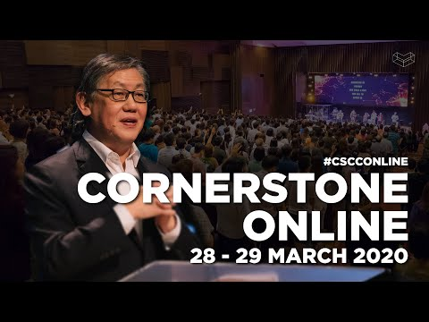 28-29 March 2020  Israel's Great King  Ps. Yang  Cornerstone Community Church  CSCC Online