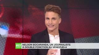 L'ambassadeur du Venezuela à l'ONU accuse un journaliste vénézuelien d'être un agent double
