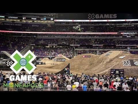 Moto X Freestyle: FULL BROADCAST   X Games Minneapolis 2018 - UCxFt75OIIvoN4AaL7lJxtTg