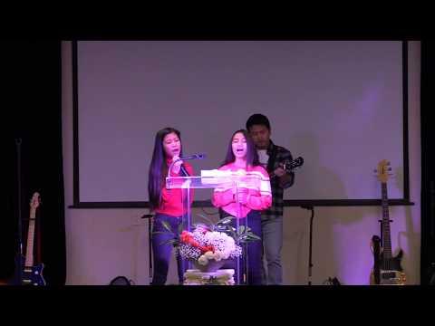 HANNAH & BIAK MAWI  YOUTH SERVICE 2019