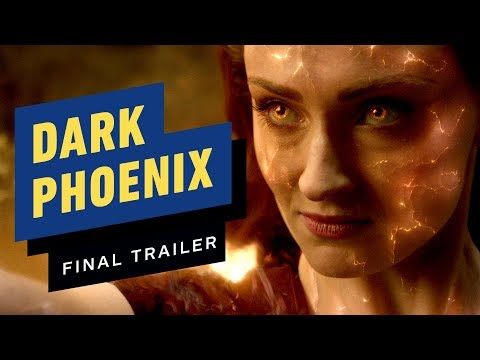 Dark Phoenix - Final Trailer (2019) Sophie Turner, Jennifer Lawrence - UCKy1dAqELo0zrOtPkf0eTMw