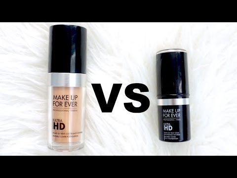 Makeup Forever Invisible Cover Foundation VS Stick Foundation | Review - UCp3_Zq16GNd-uBVHM8hYQlg