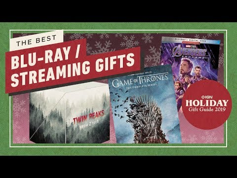 IGN Holiday Gift Guide: The Best Blu-ray and Streaming Gifts 2019 - UCKy1dAqELo0zrOtPkf0eTMw