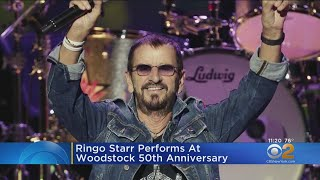 Legendary Musicians Celebrate Woodstock 50th Anniversary