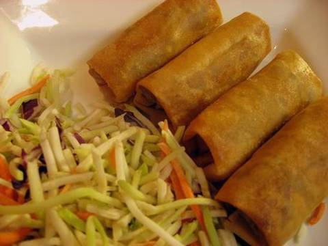 Moroccan Spring Rolls Recipe - Ramadan Specials - CookingWithAlia - Episode 75 - UCB8yzUOYzM30kGjwc97_Fvw