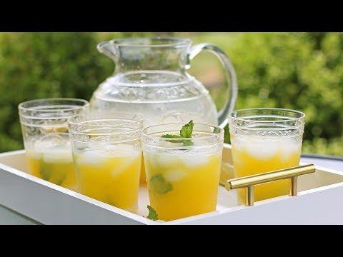 Mango Mojito Agua Fresca - UCNbngWUqL2eqRw12yAwcICg