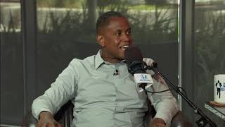 BJ Armstrong Talks NBA Free Agency, Lakers, Warriors & More w/Rich Eisen | Full Interview | 7/17/19
