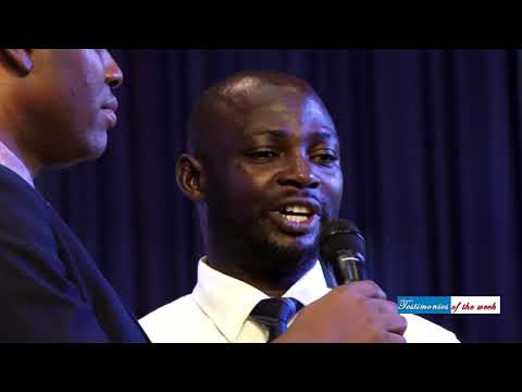 DRASTIC TESTIMONIES FROM THE GLORY DOME