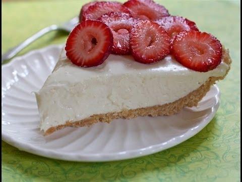 Easy No Bake Cheesecake Recipe - Childhood favorite!! - UCubwl8dqXbXc-rYE8MOSUnQ