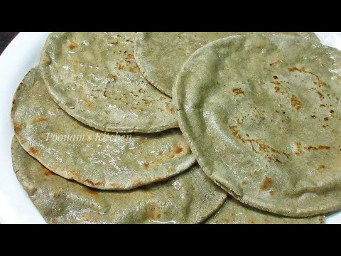 Bajre ki Roti Recipe/Tips and Different Methods to make Bajra Roti - बाजरे की रोटी बनाने की विधि