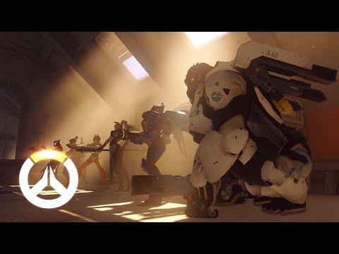 Overwatch Gameplay Trailer - UClOf1XXinvZsy4wKPAkro2A