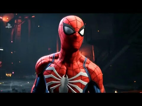 Why Spider-Man's Webswinging Is So Fluid and Fun - E3 2018 - UCKy1dAqELo0zrOtPkf0eTMw