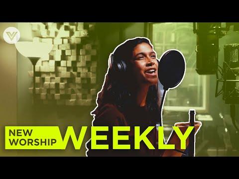 NEW WORSHIP WEEKLY  Feat. REVERE, Madison Street Worship, Vineyard Worship & Here Be Lions