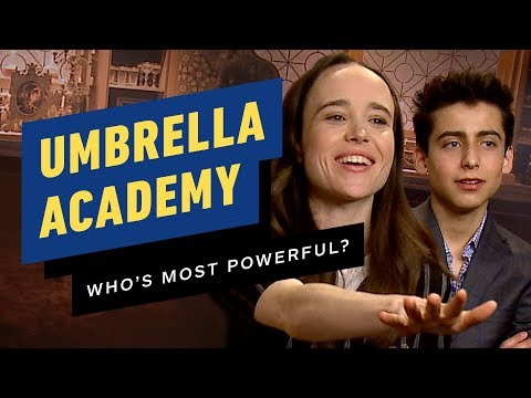 Umbrella Academy Cast: Powers and Abilities Ranked - UCKy1dAqELo0zrOtPkf0eTMw