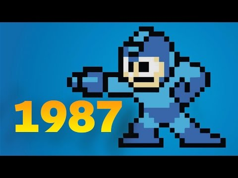 Zelda, Punch-Out, and Mega Man Made 1987 Awesome for Geeks - History of Awesome - UCKy1dAqELo0zrOtPkf0eTMw