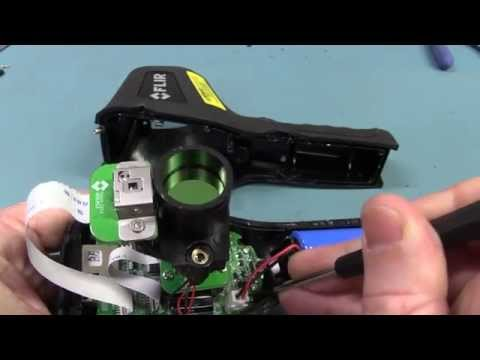 EEVblog #670 - FLIR TG165 Lepton Sensor Followup - eevblog