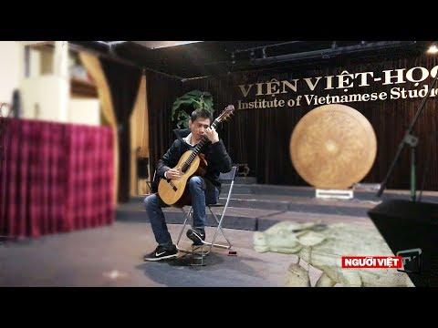 Nghe Guitar cổ điển giá rẻ ở Little Saigon