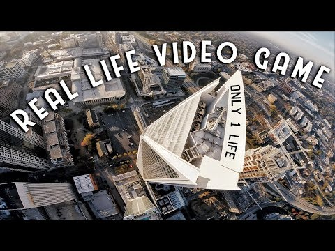 Real Life Video Game (1 LIFE) | RAW City Flight  | FPV Freestyle - UCQEqPV0AwJ6mQYLmSO0rcNA