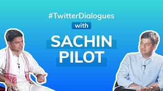 #TwitterDialogues with Sachin Pilot