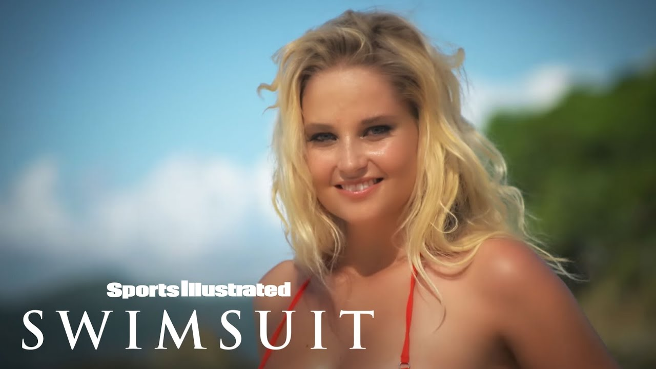 Genevieve Morton Uncovered   Sports Illustrated Swimsuit