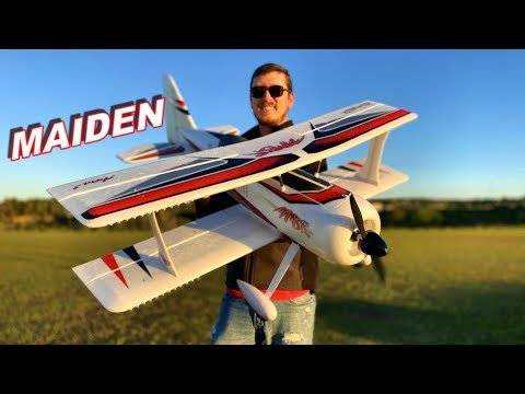 You Won't Believe How Easy This RC Plane Flies! - Flex Innovations Mamba 10 - TheRcSaylors - UCYWhRC3xtD_acDIZdr53huA