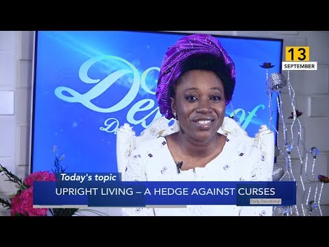 Dr Becky Paul-Enenche - SEEDS OF DESTINY  FRIDAY 13TH SEPTEMBER, 2019