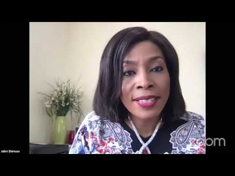 The Role of Technology in the New Normal  Juliet Ehimuan (Google Country Dir.)  Vantage Forum 2021