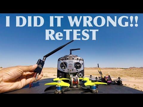 Distance test Jumper 2watt booster and 5dbi antenna - UC9l2p3EeqAQxO0e-NaZPCpA