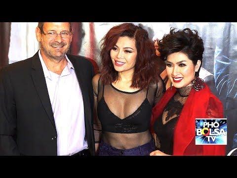 Ca sĩ Nguyễn Hồng Nhung họp báo ra mắt MV