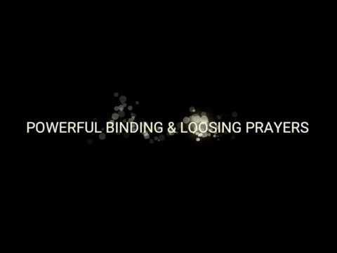 POWERFUL BINDING AND LOOSENING PRAYERS - REV ROBERT CLANCY