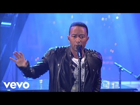 John Legend - Who Did That To You (Live on Letterman) - UCNnnwVSI5Ndo2I4Y-LPuuew