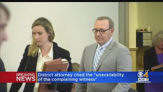 Legal Analyst 'Not Surprised' By DA's Decision In Spacey Sexual Assault Case